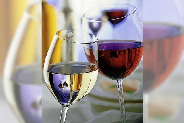 Kaiserstühler Genossen stehen zur Weinwerbung