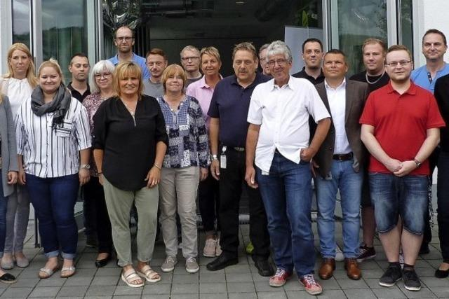 Hella Gutmann Solution zeichnet 35 Mitarbeiter aus