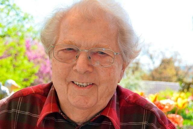 Der ehemalige Müllheimer Stadtbaumeister Kurt Groß ist gestorben