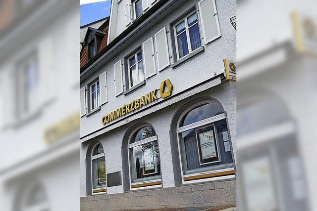 Einstiger Bankenplatz wandelt sich