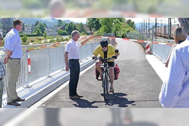 Freie Fahrt für Radler!