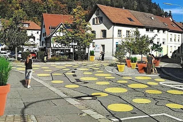 Verkehrsberuhigung zieht Kreise in die Hauptstraße-Ost