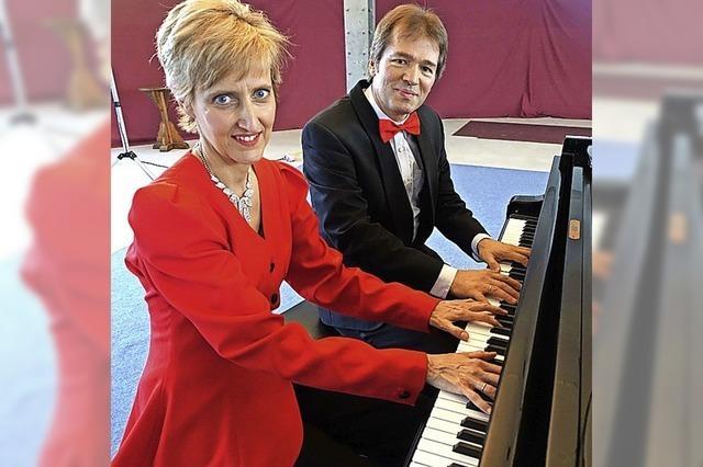 Harmonisches Klavierduo