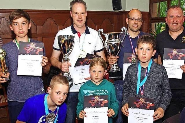 Böhler neuer Tischtennis-Stadtmeister