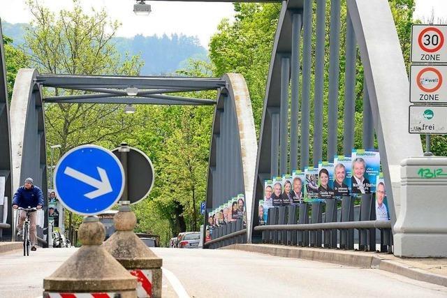 Gerangel zwischen Freiburger AfD-Politikern und -Gegnern beschäftigt die Polizei