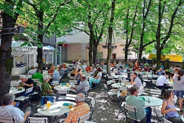 Pfingstferien oder: Wenn Freiburg gleichzeitig leer und voll ist