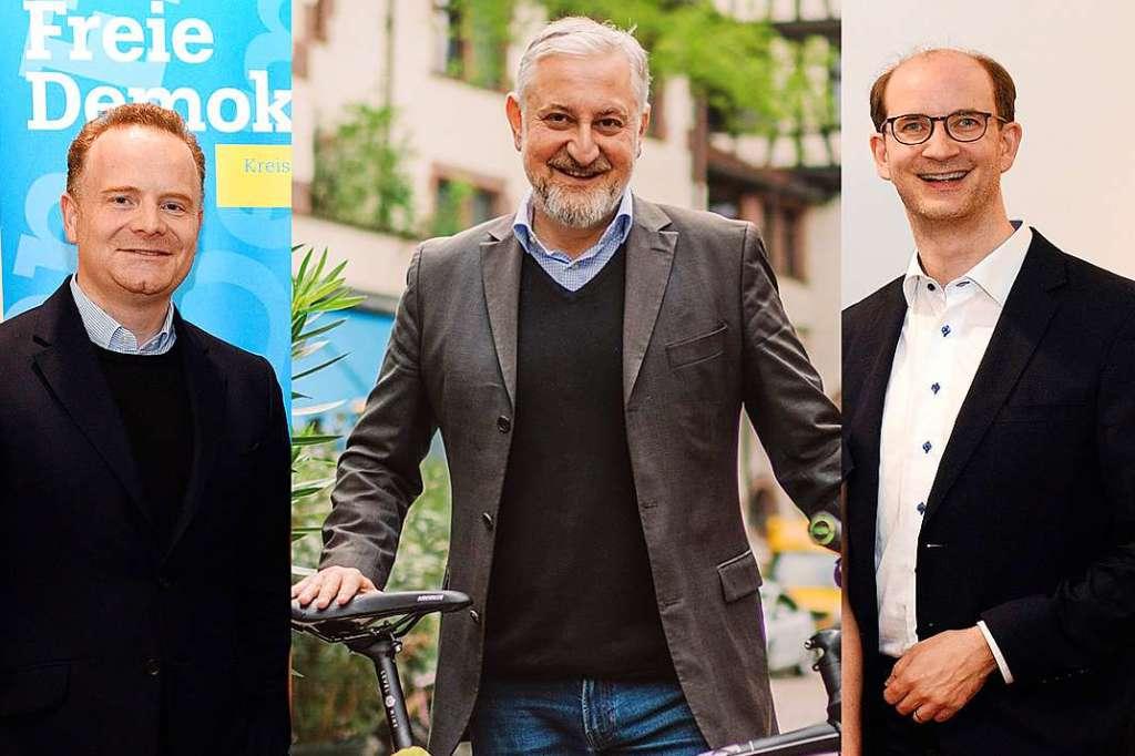 Die erste neue Koalition im Freiburger Gemeinderat steht - Freiburg - Badische Zeitung