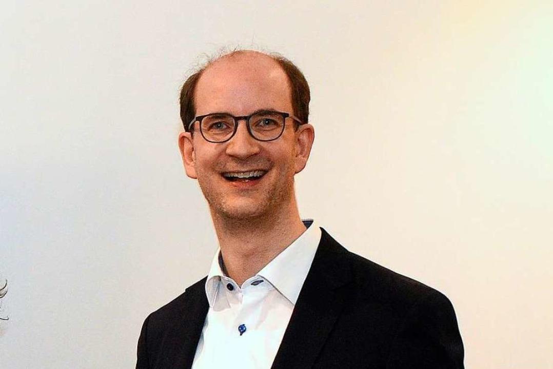 Sascha Fiek von der FDP.  | Foto: Thomas Kunz