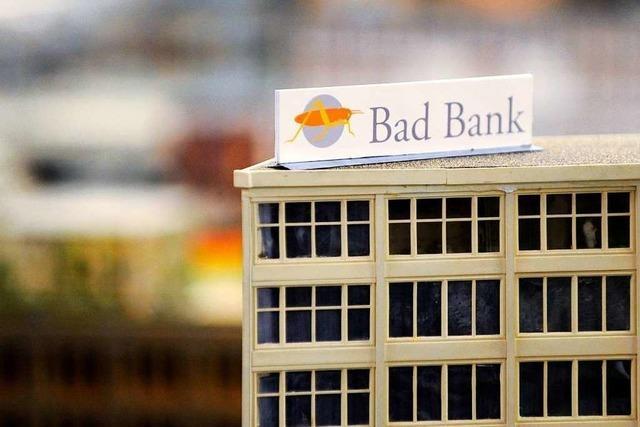 Was ist eine Bad Bank?