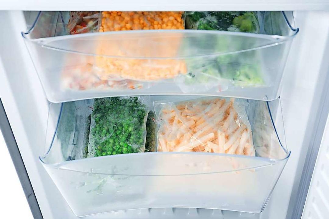 In separaten Vakuumbeuteln oder wieder... Lebensmittel hervorragend einfrieren.  | Foto: Africa Studio (stock.adobe.com)