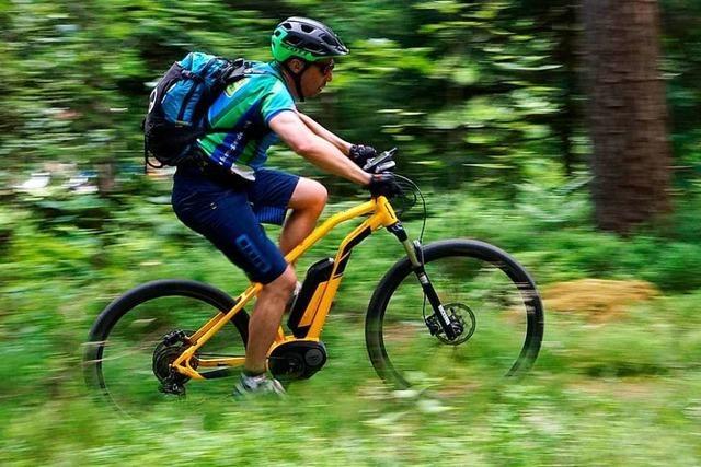 Sollen E-Biker beim Black Forest mitradeln?