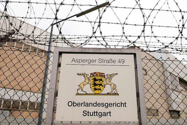 Mutmaßlicher IS-Kriegsverbrecher in Stuttgart angeklagt