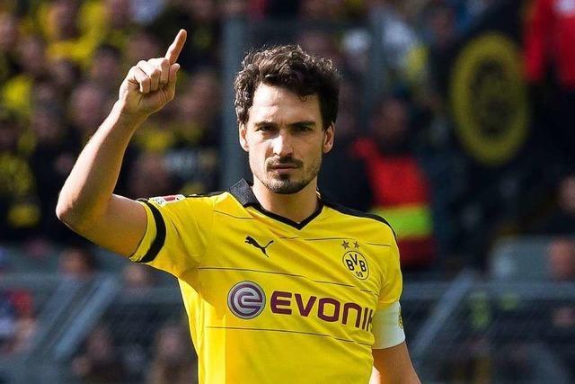 Mats Hummels wird zur neuen Bundesligasaison wieder ein Dortmunder