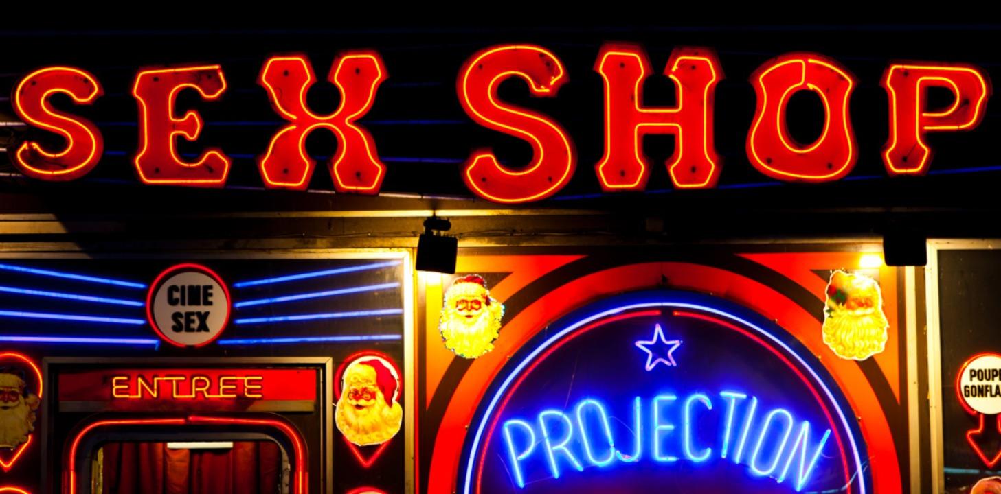 Heruntergekommen mit Sexshops und Erot...igalle ist nicht mehr, was es mal war.    Foto: Paolo Gallo Modena