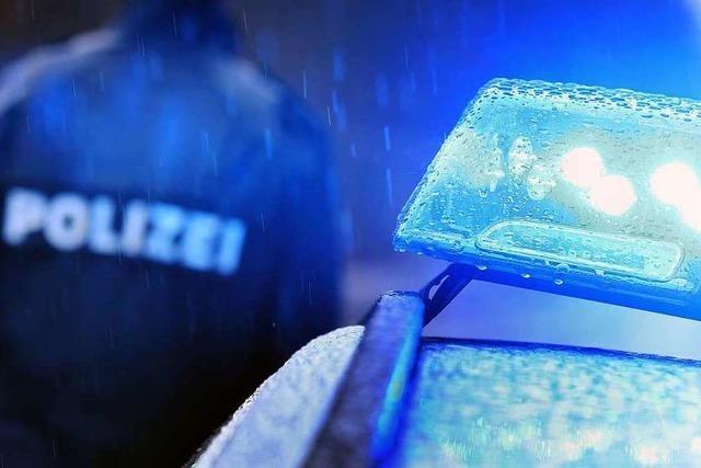 Vier Verdächtige nach räuberischem Diebstahl festgenommen