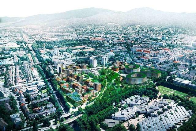 Kleineschholz soll Musterquartier für bezahlbaren Wohnraum in Freiburg werden