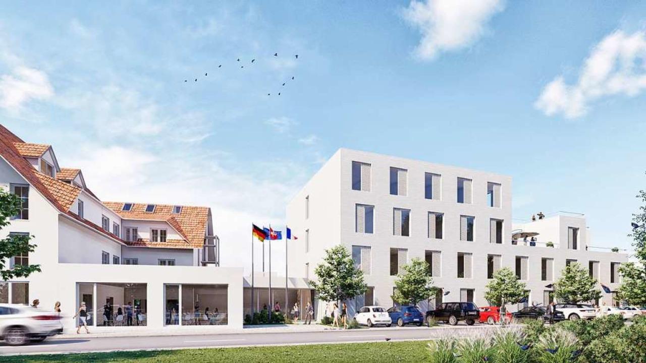 Vor Dem Europa Park Eingang Entsteht Ein Neues Hotel Rust