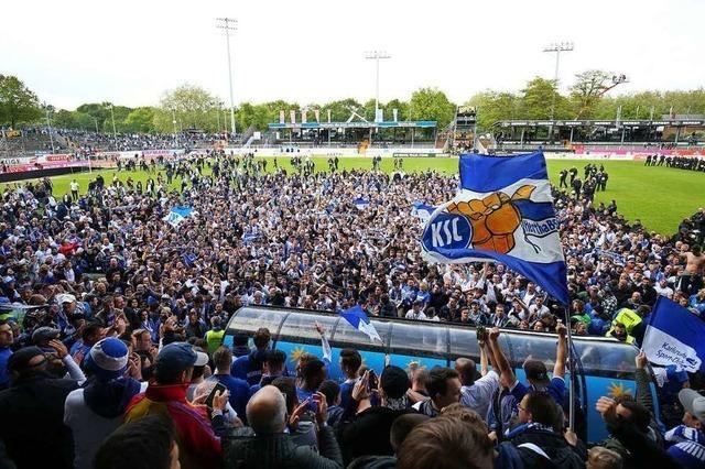 Karlsruher SC erhält über 1,7 Millionen Euro von den eigenen Fans