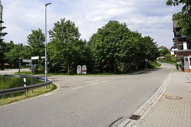 Drei Wochen Straßensperrung in Rickenbach