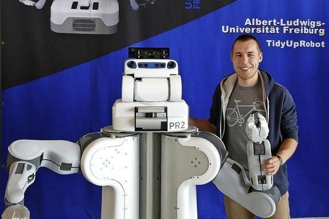 Den Roboter lernen lehren