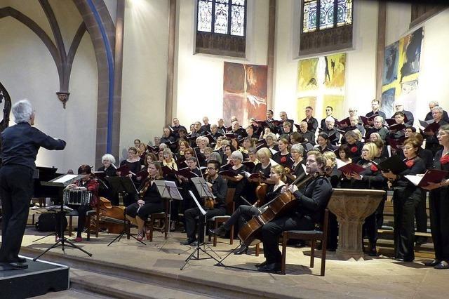 Klassische Oratorien des Barock in Offenburg