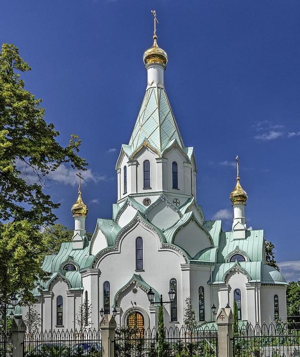 Die neue russisch-orthodoxe Kirche <BZ-Foto>teli</BZ-Foto>