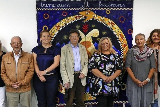 Elf Art-Künstler verschönern die Klinik