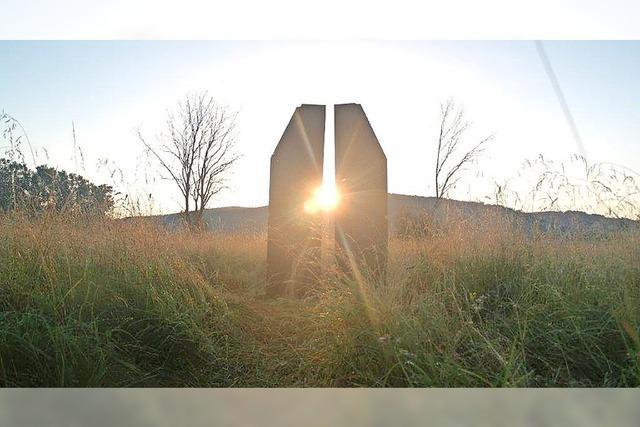 Stonehenge im Schindlenbühl bei Münchweier?