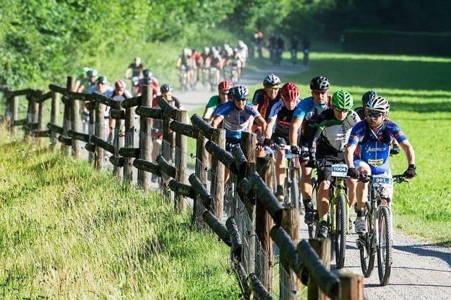 Beim 21. Ultra-Bike werden sieben Strecken angeboten