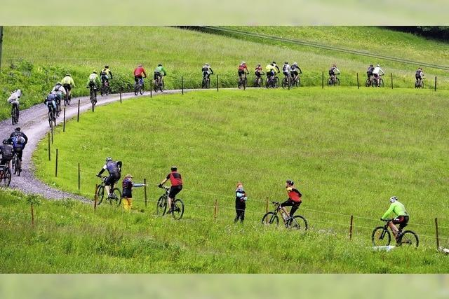 Das Mountainbike-Fest im Schwarzwald
