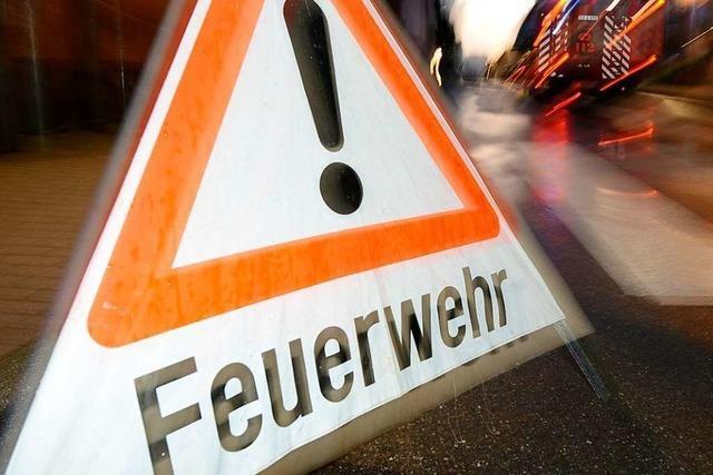 Feuer in Ringsheim: Polizei sieht Zusammenhang zur Brandserie
