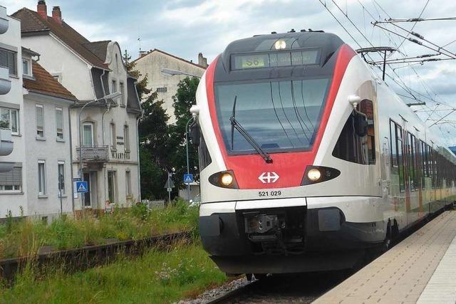 Die Schweiz gibt 200 Millionen Franken für Verkehrsprojekte im Dreiland