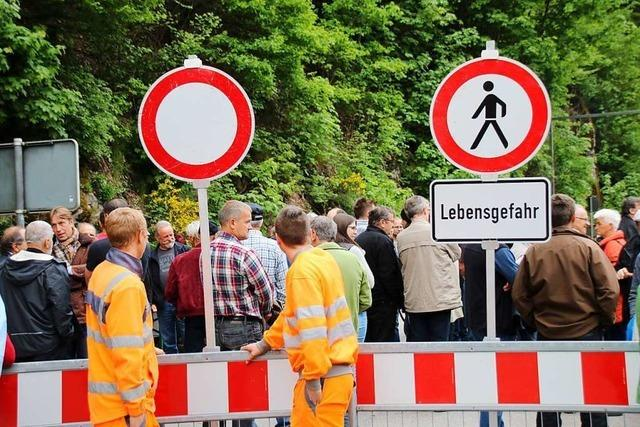 Bewegung in Sachen Albtalstraße