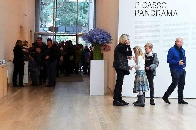 Die Picasso-Ausstellung in der Fondation Beyeler lockte 335.000 Besucher