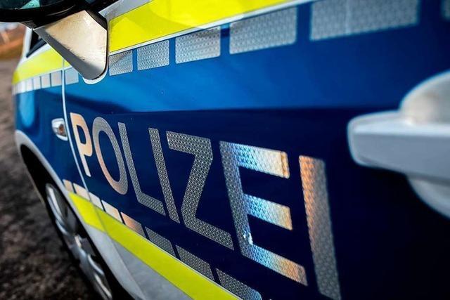 Polizei sucht nachträglich Zeugen eines Verkehrsunfalls in Lörrach