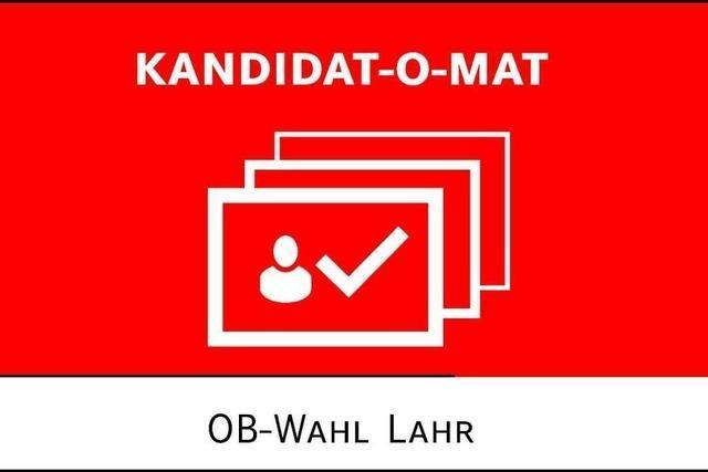 Der Kandidat-O-Mat: Ein wichtiger Baustein zur Meinungsbildung in Lahr