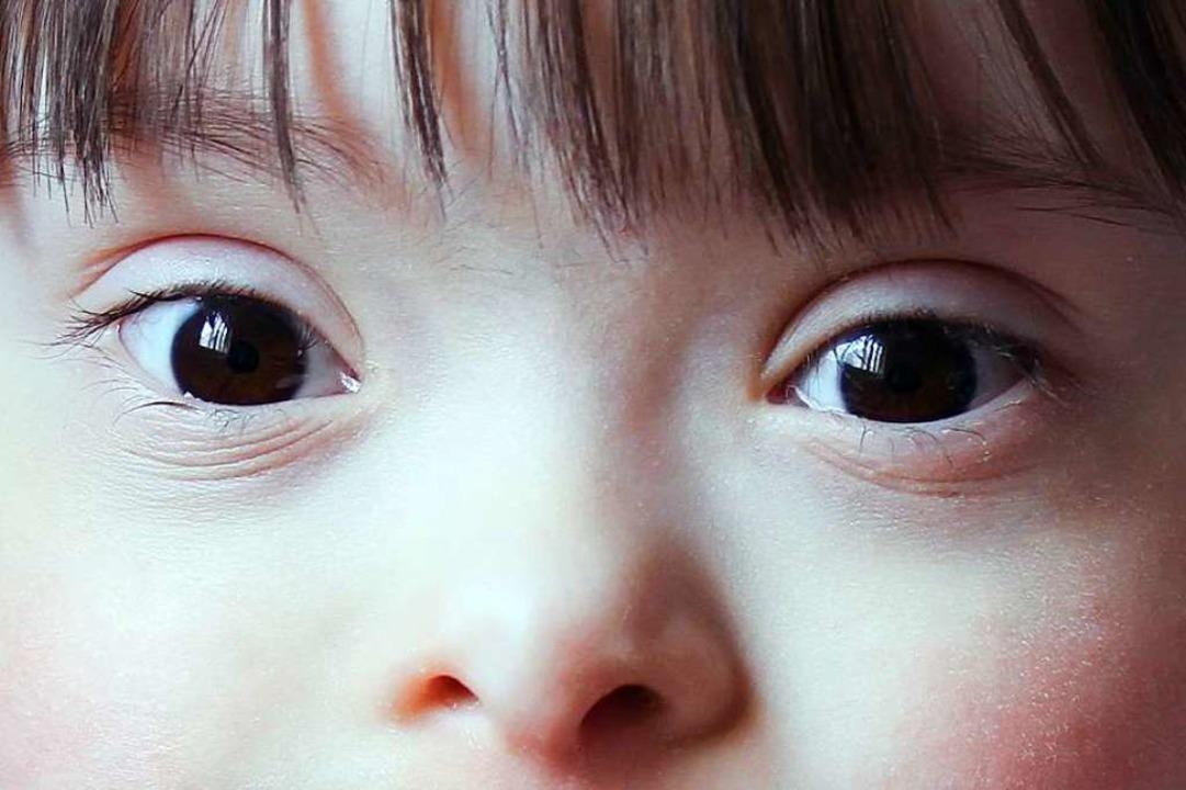 """Auch an der speziellen Augenform lässt... ein """"Schlag ins Gesicht"""".    Foto: denys_kuvaiev - stock.adobe.com"""