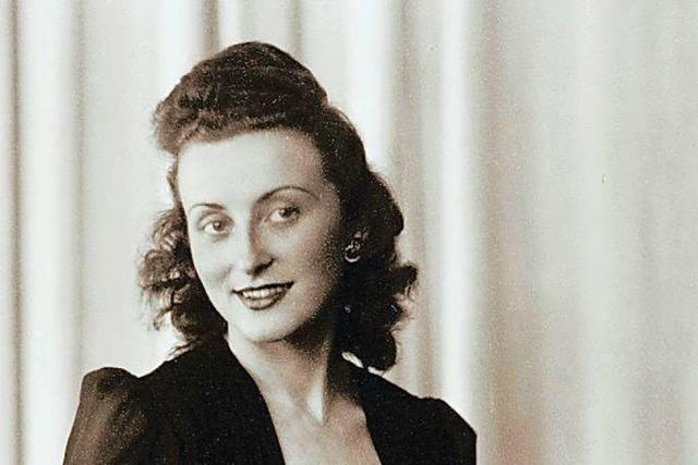 Sie brachte den Mode-Chic in die Stadt – Anfang Juni starb Herta Streb im Alter von 95 Jahren