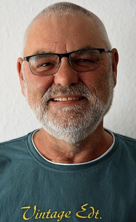 Siegfried Sommer    Foto: Benedikt Sommer