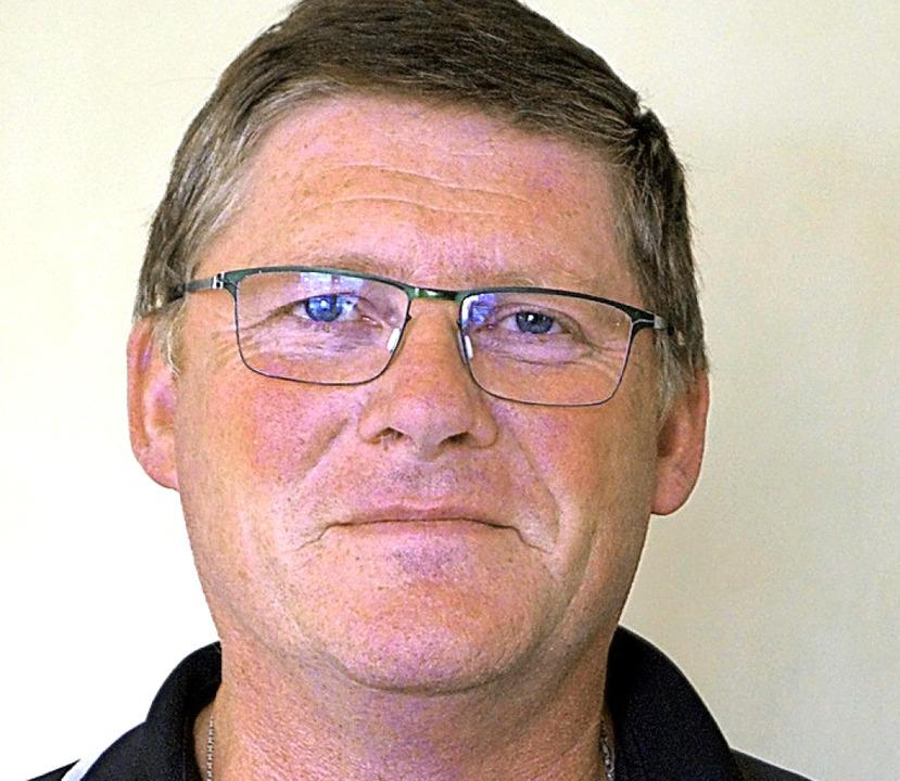 Vorsitzender ist seit 19 Jahren Dieter Hagin.     Foto: Silke Hartenstein