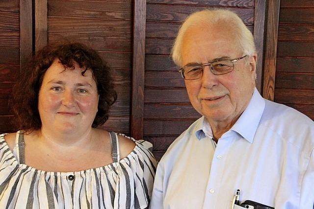 Carola Weber löst Gerd Emmenecker ab