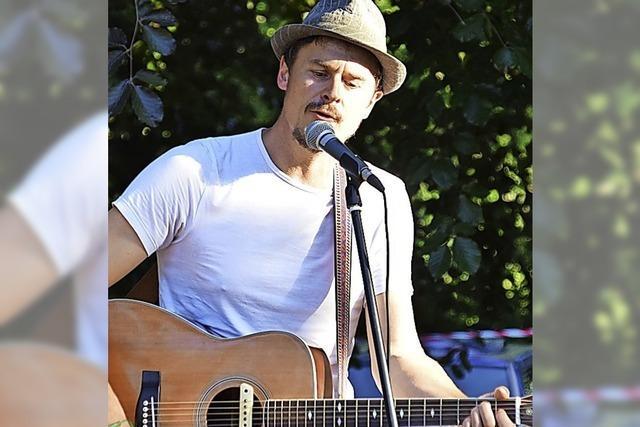 Songwriter in Schwand