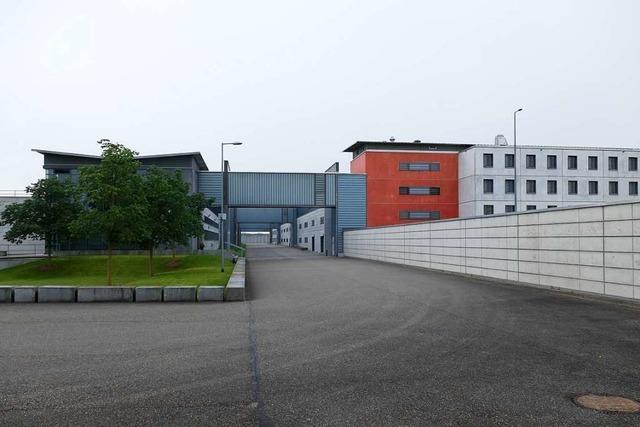 Das Gefängnis in Offenburg ist erst 10 Jahre alt und schon zu klein