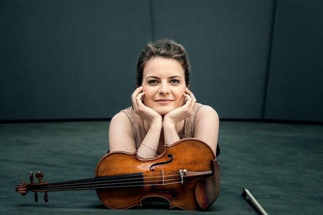 Einst Wunderkind, heute Weltstar – Veronika Eberle über die Kunst des Geigenspiels: