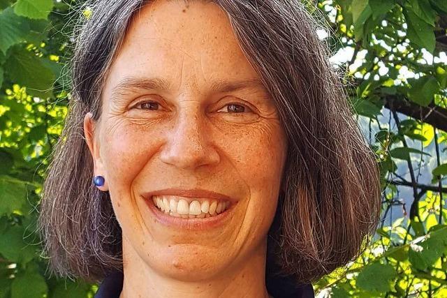 Angelika Klüh sieht sich als Ansprechpartnerin der Bürger