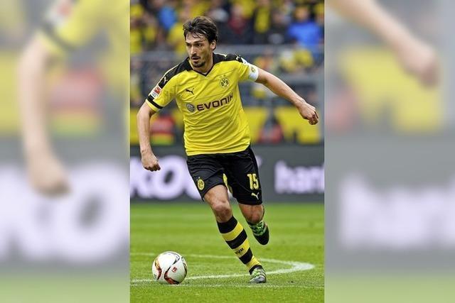 Dortmund wird zur Bayern-Kopie