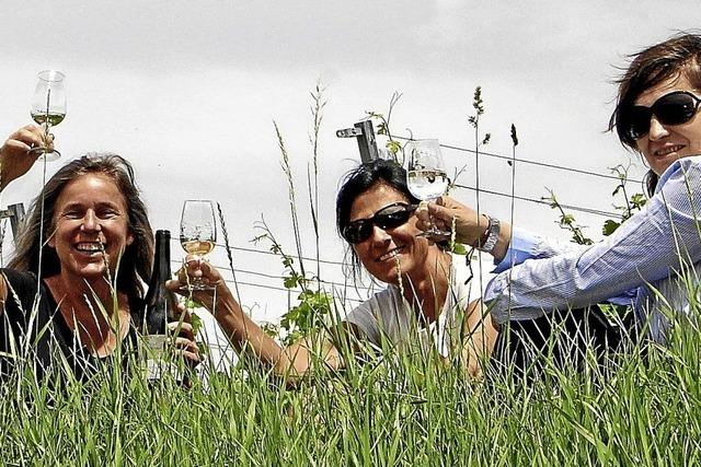 Weingenuss in wunderschöner Natur