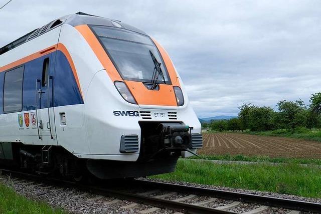 Fahrgäste und SPD befürchten Verwahrlosung der Münstertalbahn