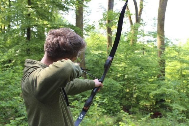 In Neuenweg soll ein 3D-Bogenparcours entstehen