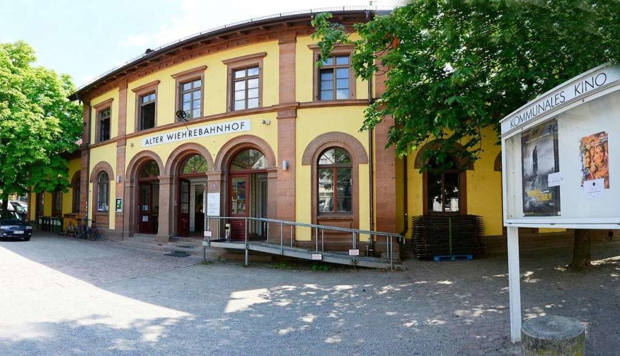 Der Angriff ereignete sich unmittelbar vor dem Alten Wiehrebahnhof.  | Foto: Ingo Schneider